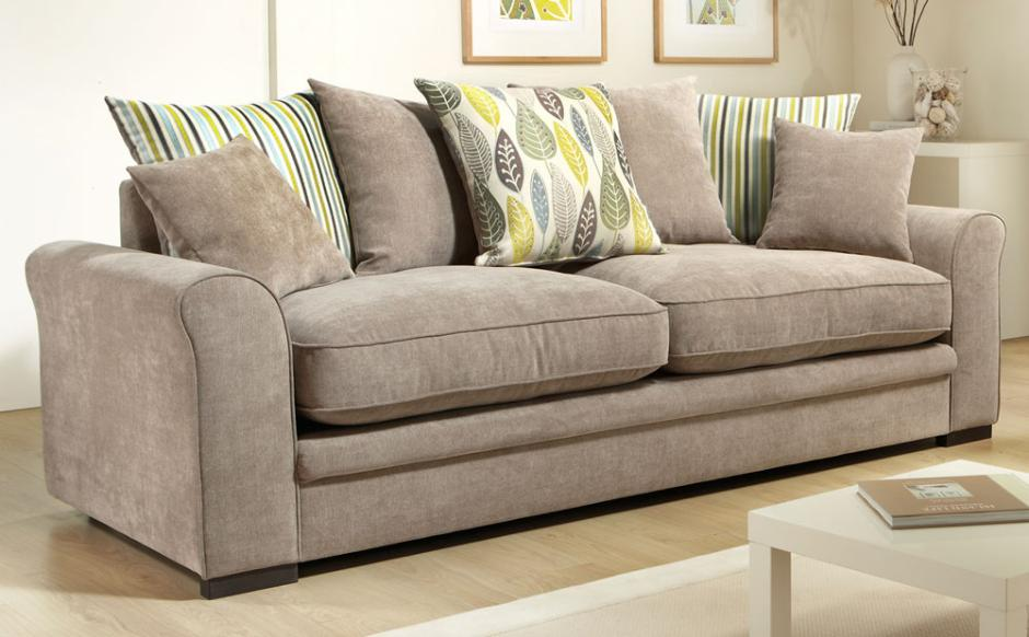 of different types of sofa materials available in the market some
